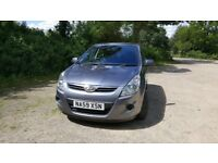 Hyundai i20 1.2 cheap tax and insurance ideal 1st car will come with 12 months MOT