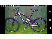 Giant Reign £350ono bike