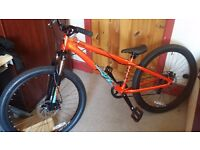 Mongoose Fireline Dirt Jump Bike