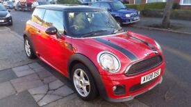 2008 mini cooper 1.6 john cooper works full service history hpi clear 1 year mot 2 lady owners