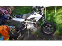 Pitbike sell or swap