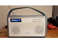 View Quest Retro DAB Radio &IPod Dock