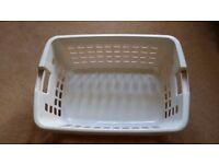 Large Plastic Laundry Basket