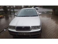 very good condition skoda octavia ambient