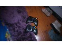 Xbox360 2x pads