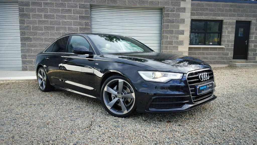 2012 audi a6 2 0 tdi s line finance available in cookstown county tyrone gumtree. Black Bedroom Furniture Sets. Home Design Ideas