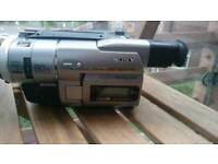 Camcorder/ tape video camera