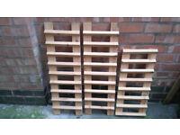 Ikea Pine Wine Rack (x3)