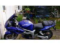 Suzuki Sv650 £1250ono