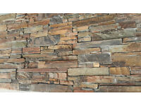 Stone cladding Z panels 8 choices of colour