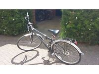 Mens Bike for Sale + All accessories including lock GBP65