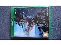 Monster Hunter World game for Xbox One