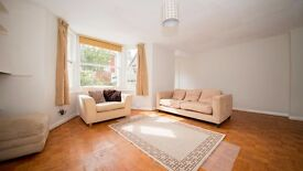 4 bed house in Hackney, Homerton, East London, Zone 2. Part furnished, 2 bathrooms, garden + Parking