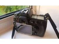 Used Nikon D300 Body -- Amazing Camera, Excellent Condition