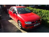 Seat Ibiza 1.4 Chill MOT until December