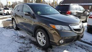 2015 Acura RDX w/Technology Package - NAV! BACK-UP CAM!