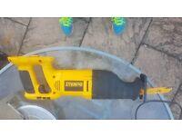 DEWALT Cordless Reciprocating Saw XRP 18v DC380