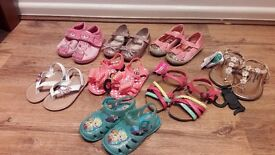 Summer shoes for girls size 6