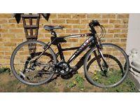 Mens Dawes Discovery 101 Hybrid Bike