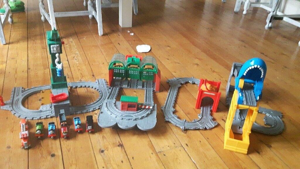 Thomas Take and Play sets