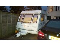 Compass calibra 1994 nice clean little van gas bottle water contains water pump battery