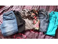 Girls clothes aged 11 years. Collection only.