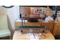 Automatic Continuous Bag Sealing Machine fr-900