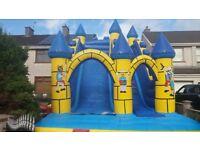 Bouncy castle super slide (reduced)
