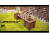 Handmade Garden Furniture *Sale*