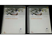 Solidworks Office Premium, Solidworks Essentials/Drawings 2007 Reference/Tutorials Books