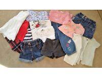 Girl's Autumn/Winter Clothes Bundle 12-18 Months