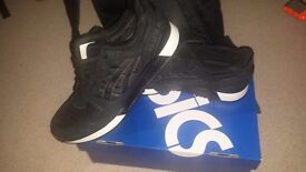 Asics Gel Lyte iii (3) Size 10 (uk) Black/white