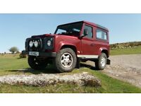 Land Rover Defender 90 Td5 For Sale