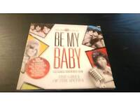 BE MY BABY 60S GIRL GROUPS.3 CDS BOX SET NEW.