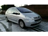 2007 Citroen Xsara Piccasso 5dr. Low 57,000 miles. 12 Month MOT. Scenic galaxy