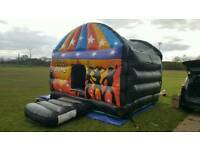 Disco dome bouncy castle to rent