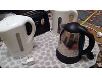 kettle and toaster set only £2 each - morphy richards