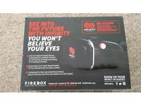 Infinity Firebox Headset - never opened