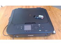 Canon PIXMA MG5550 All-in-one Wireless Printer - Pre-owned