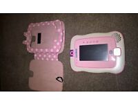 pink innotab 3 with brand new case