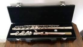 Lindo Silver Flute