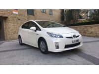 Toyota Prius PCO hire only £100 per week