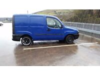 Fiat doblo sell or swap diesel