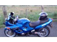 Suzuki gsxf 600 £750