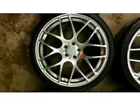 ford mondeo , focus 19 inch alloy wheels 5x108