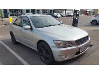 LEXUS IS200 6 SPEED £650 NO OFFERS IF GONE TODAY