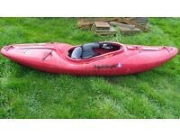 LiquidLogic Kayak - Used - Red