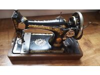 Vintage The Singer manufacturing Co. sewing machine