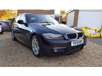 BMW 318 D M SPORT 2010 ' 10' - GREAT CONDITION - FULL SERVICE HISTORY - £30 TAX