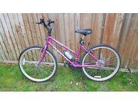 """Ladies Bike 26"""" Wheels"""